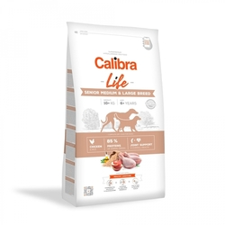 Calibra Dog Life Senior Medium&Large Chicken 2,5kg