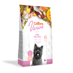 Calibra Dog Verve GF Senior Small Chicken&Duck 6kg